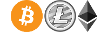 Bitcoin-Litecoin-Etherium