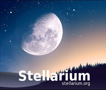 Расположение звезд на небе онлайн